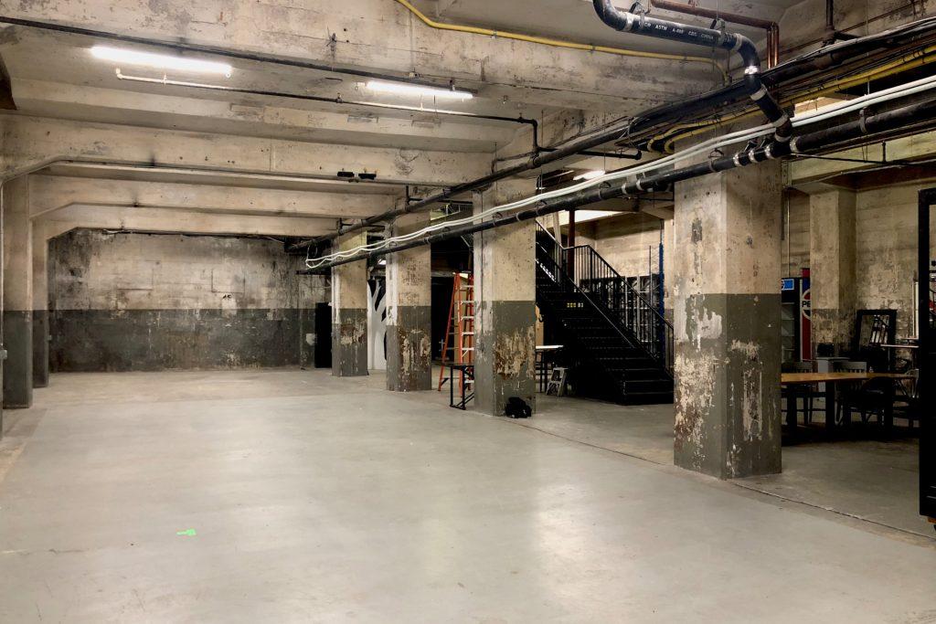 Basement Studio