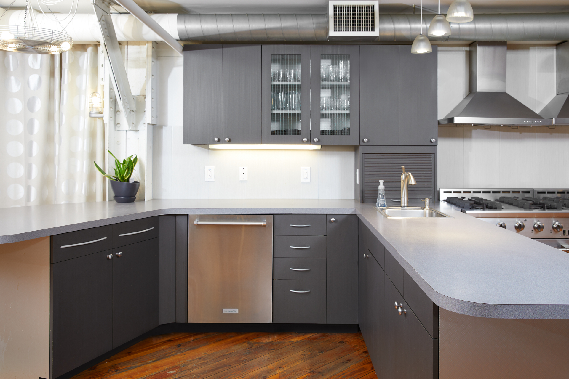 Commercial Style Kitchen